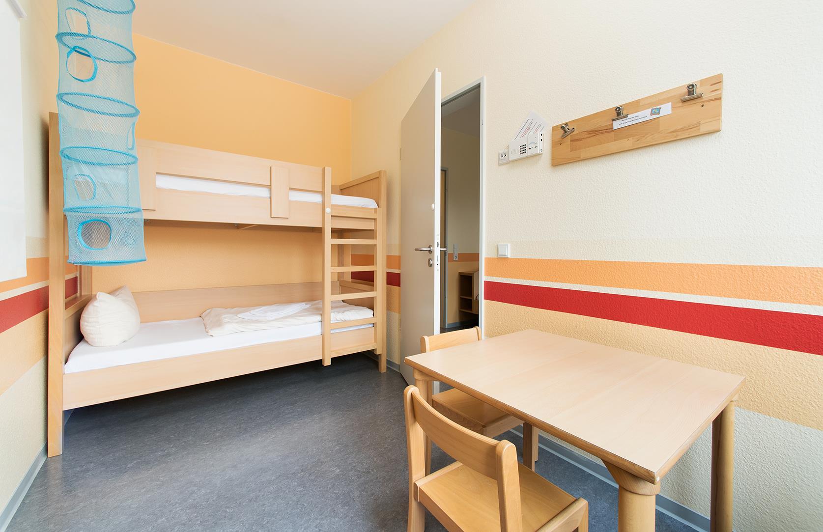 Die Apartments Caritas Westfalenhaus Mutter Kind Vorsorge Klinik